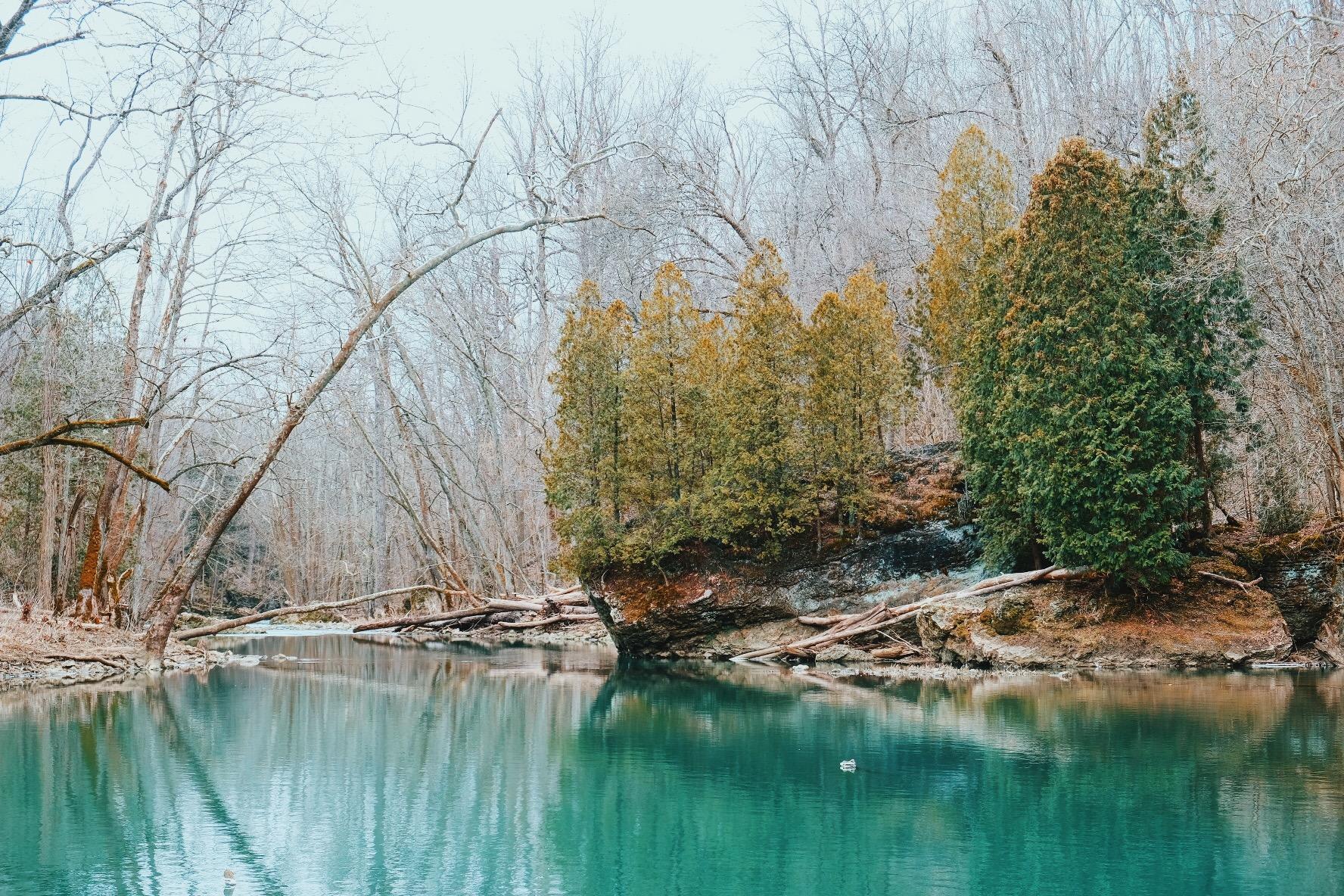 Clifton Gorge Ohio